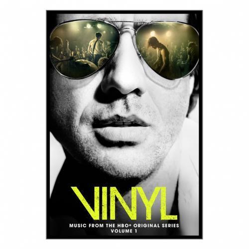 Soundtrack zur HBO-Serie VINYL nun auch auf Vinyl erhältlich! Digitale Produktionstechnik mit authentischem 70er-Jahre-Sounderlebnis