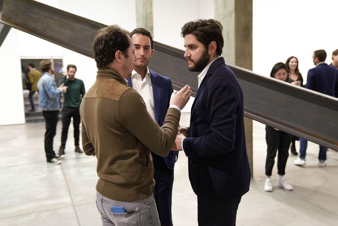 Jorge Ibargüengoitia, Miguel Ocio y Juan Cristobal Riestra