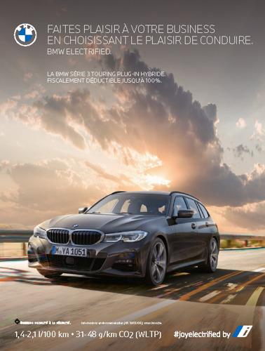 BMW et TBWA rendent hommage aux bonnes décisions