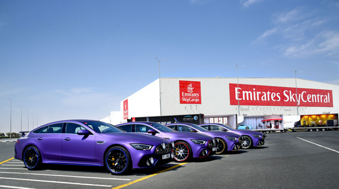 Emirates SkyCargo and Gargash come together for prestigious charity motor rally