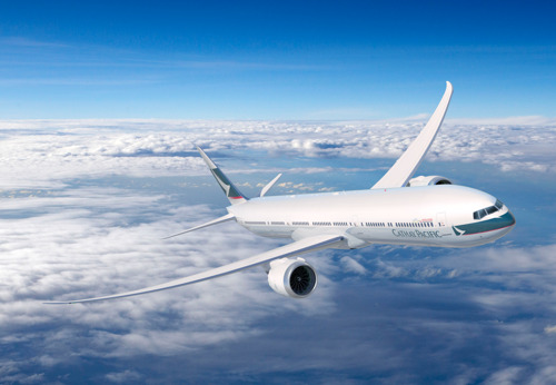 Cathay Pacific places order for 21 Boeing 777-9X aircraft