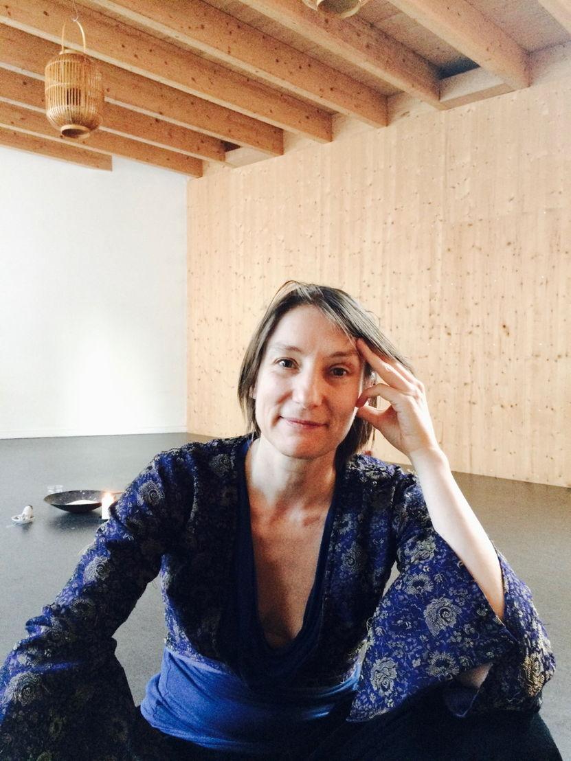 Elke Van Campenhout - Spirituality and Authenticity - 28/09 © Elke Van Campenhout