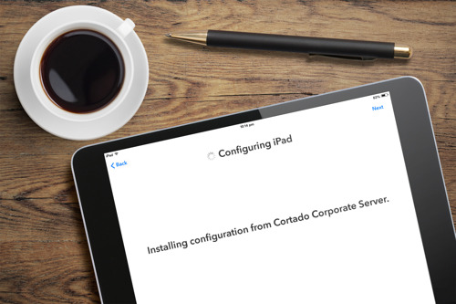 Cortado: Smartphone to Productivity Tool in Just 90 Seconds