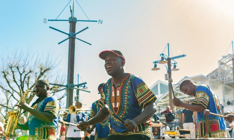Ikamva Marimba Band