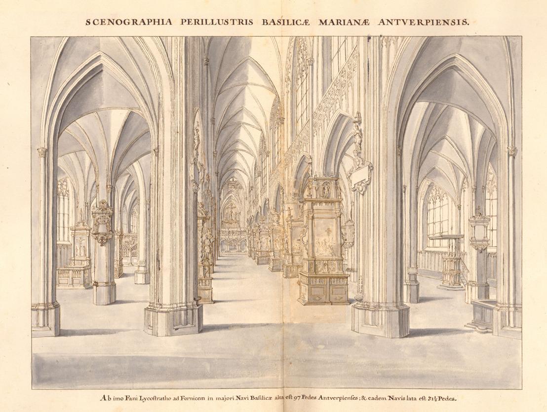 300 jaar oud handschrift over Antwerpse geschiedenis voor Erfgoedbibliotheek Hendrik Conscience