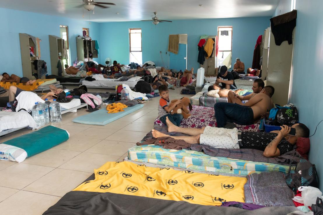 México: las políticas migratorias minan la salud física y mental de los migrantes atrapados en la frontera norte