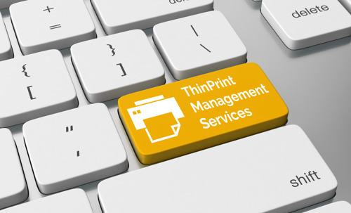 Preview: ThinPrint Management Services Now Available to Automate the Management of Large Windows Print Environments