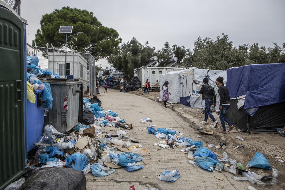 Acuerdo UE - Turquía: Rueda de prensa de MSF en Bruselas