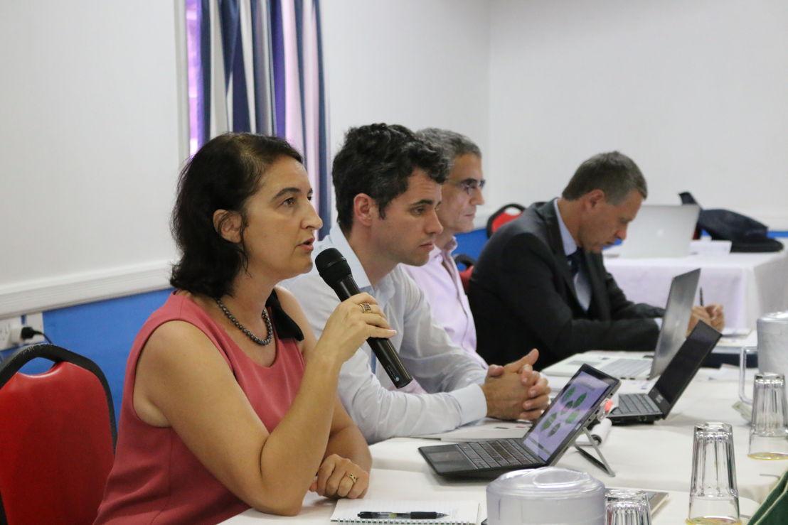 Valérie Denux - Head of the Regional Agency of Guadeloupe, Saint-Martin and Saint-Barthélémy