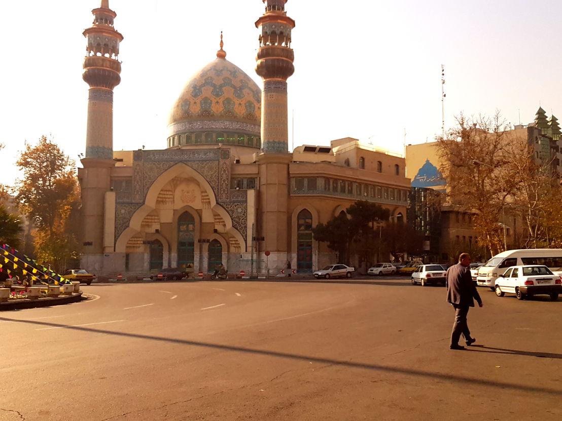 Moskee Palestinaplein (c) Jebelli