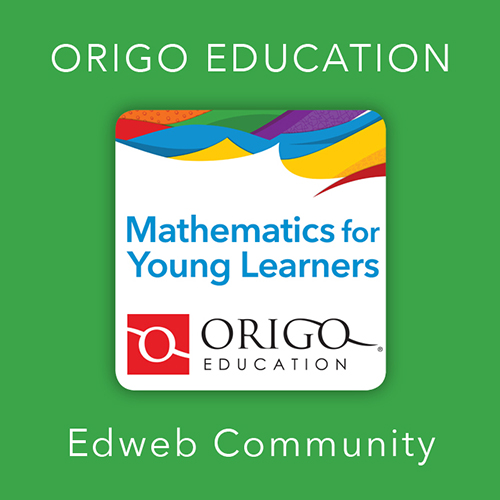 Mathematics for Young Learners on edWeb.net