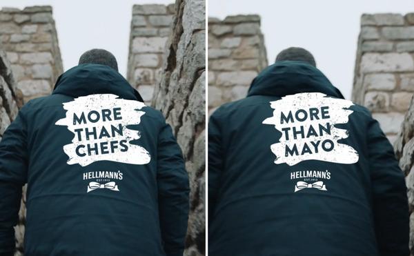 Preview: « More Than Chefs, More Than Mayo » : une nouvelle campagne internationale créée par Ogilvy Social.Lab pour Hellmann's