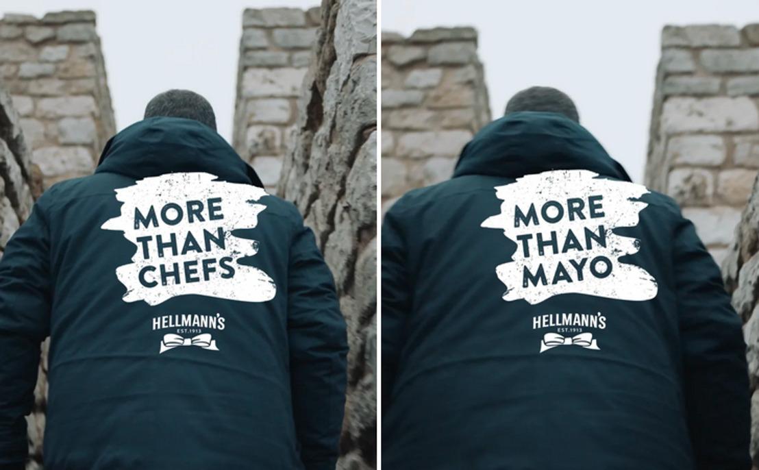 « More Than Chefs, More Than Mayo » : une nouvelle campagne internationale créée par Ogilvy Social.Lab pour Hellmann's