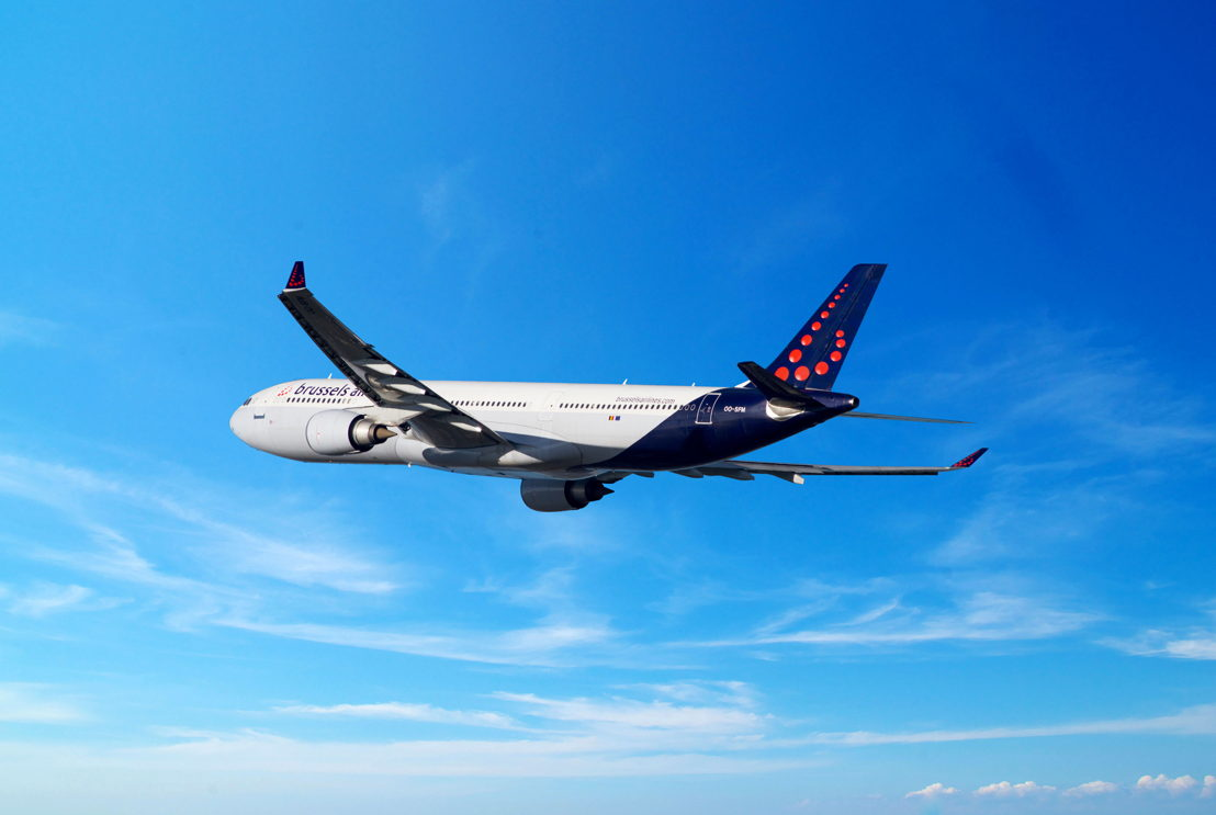 Brussels Airlines today