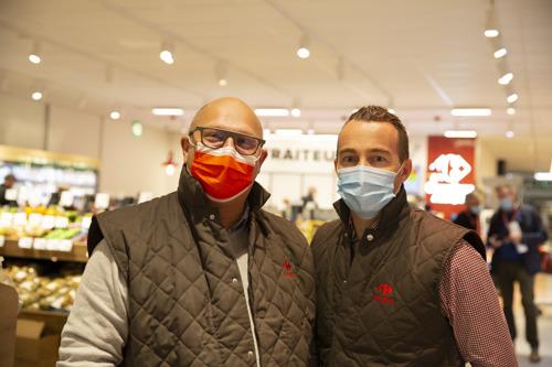 Carrefour opent een nieuw Marketconcept in Rijkevorsel