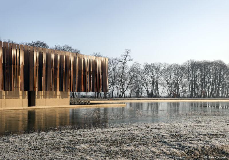 Coussée & Goris Architecten (Belgium) - Crematorium Holsbeek
