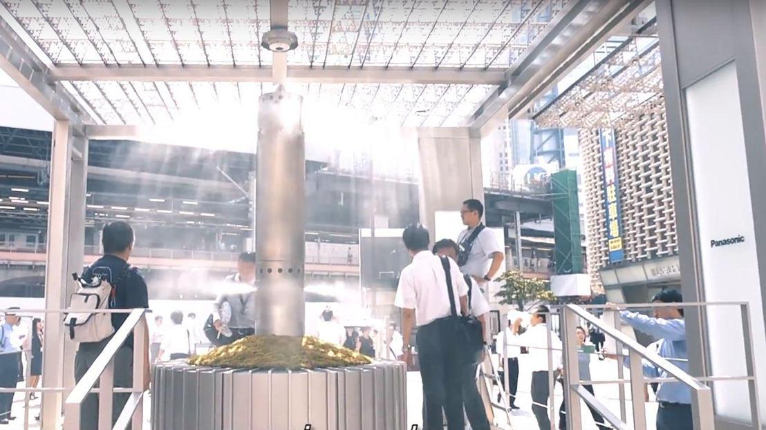 """Panasonic combate el efecto """"isla de calor"""" con su sistema Green Air Conditioner"""