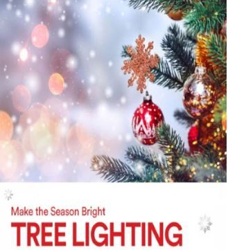 Celebrate the season with Clarksburg Premium Outlets' Holiday Tree Lighting, November 17