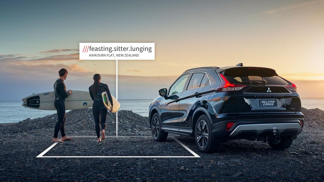 Mitsubishi Motors lanceert gerestylde Eclipse Cross met TomTom Connected Navigatie