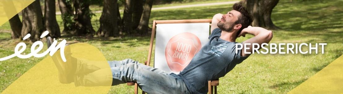 In 1000 zonnen wint Siegfried De Doncker het Belgisch kampioenschap Levend Standbeeld