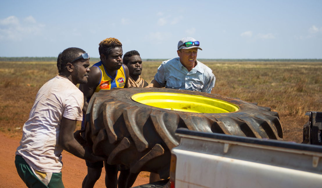 "The ""Black As"" boys hunt for adventure and a good feed in Arnhem Land."