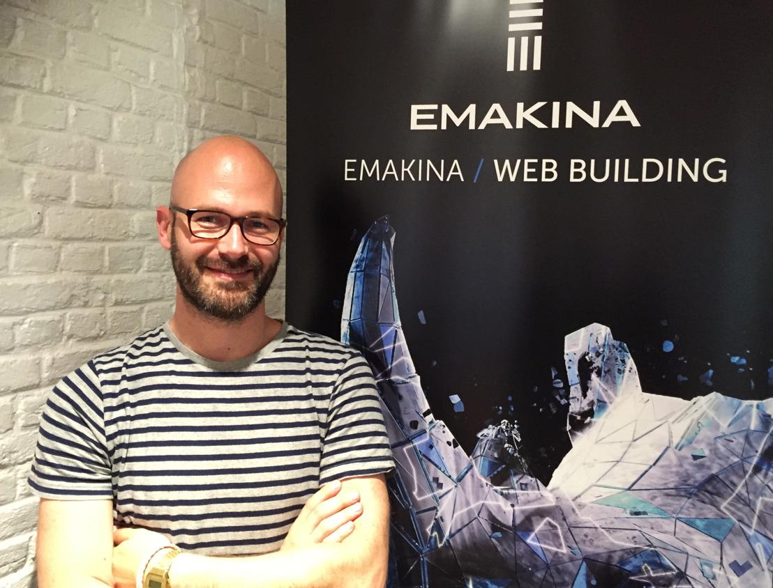 Kevin Ambrogi, Scrum Master, rejoint l'équipe Web Building d'Emakina