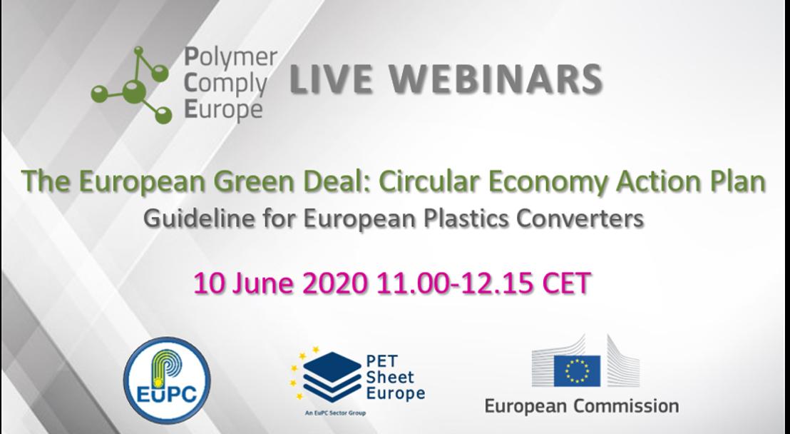 Circular Economy Action Plan: Guideline for European Plastics Converters