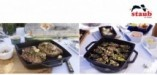 Convoités & grillés : les grils carrés de Staub