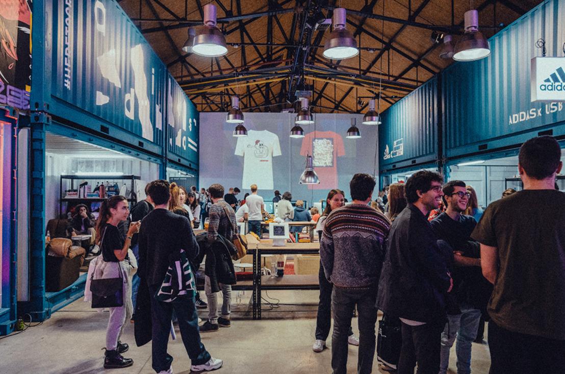 Werk samen met de creatives van ADIDAS op design festival Us By Night!