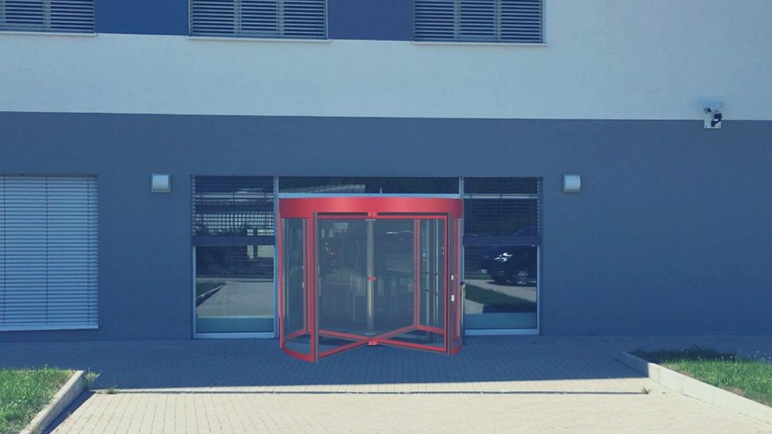 3D Entrance – Augmented Reality App zur Visualisierung von physischen Zutrittssystemen