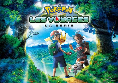 The Pokémon Company International présente la nouvelle bande-annonce du dessin animé Pokémon et le lancement de La série : Pokémon, les voyages