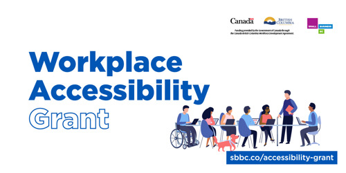 Small business grant now available to create inclusive work environments