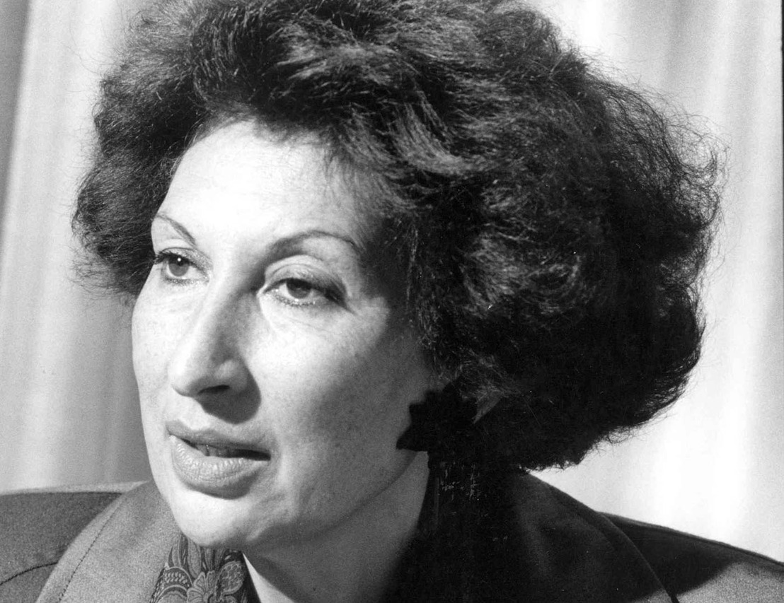 Le Kaaitheater, la VUB et Yamila Idrissi rendent hommage à Fatima Mernissi