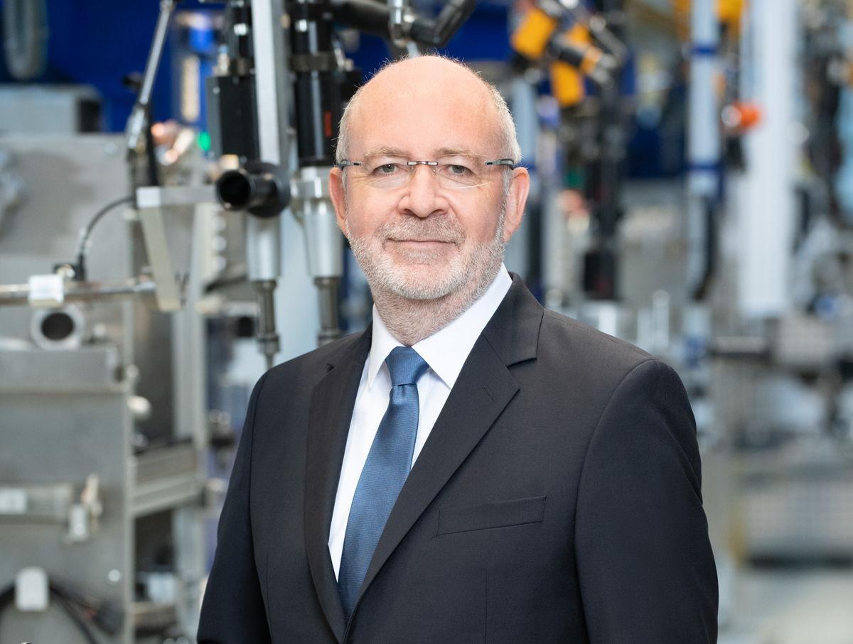 Wilfried Riemann, operativer Geschäftsführer (Chief Operations Officer, COO) bei Hatz