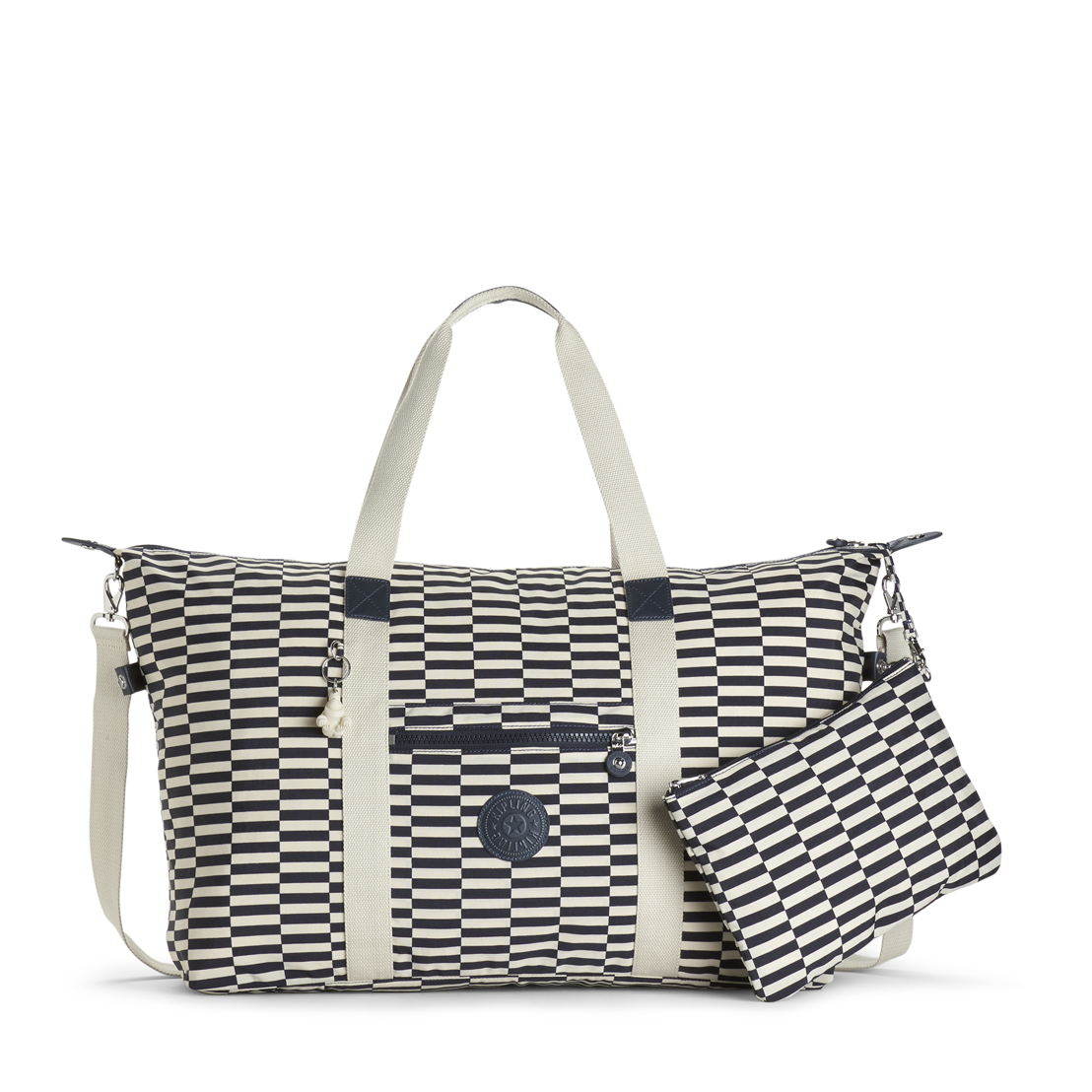 Art L Beach Striped Print