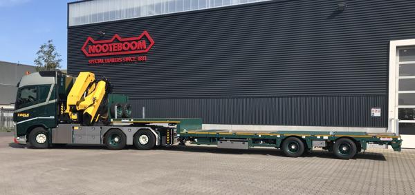 Preview: Nooteboom levert 10 nieuwe semidiepladers aan Bolk Transport