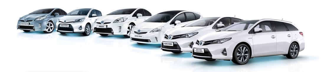 Prijslijst Toyota met nieuw Optimal Fleet gamma