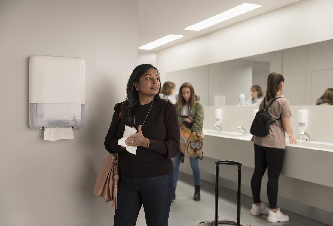Onderzoek wijst uit: mensen voelen zich onveilig bij het gebruik van openbare toiletten met luchtdrogers