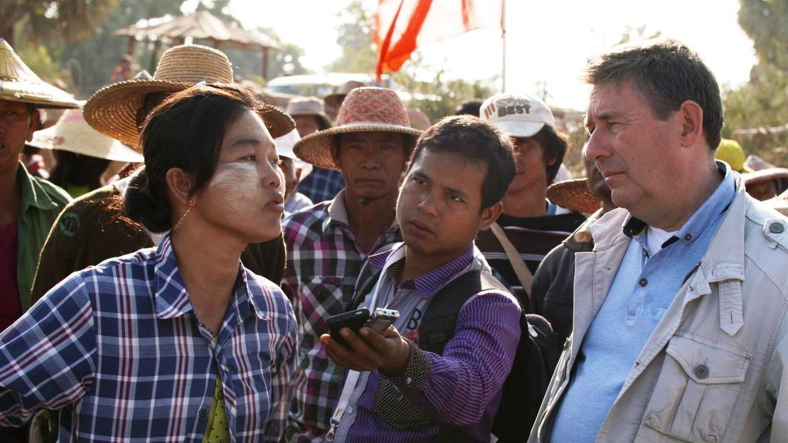 Kleine helden - Myanmar: Phuy Phuy - (c) Filip Huygens