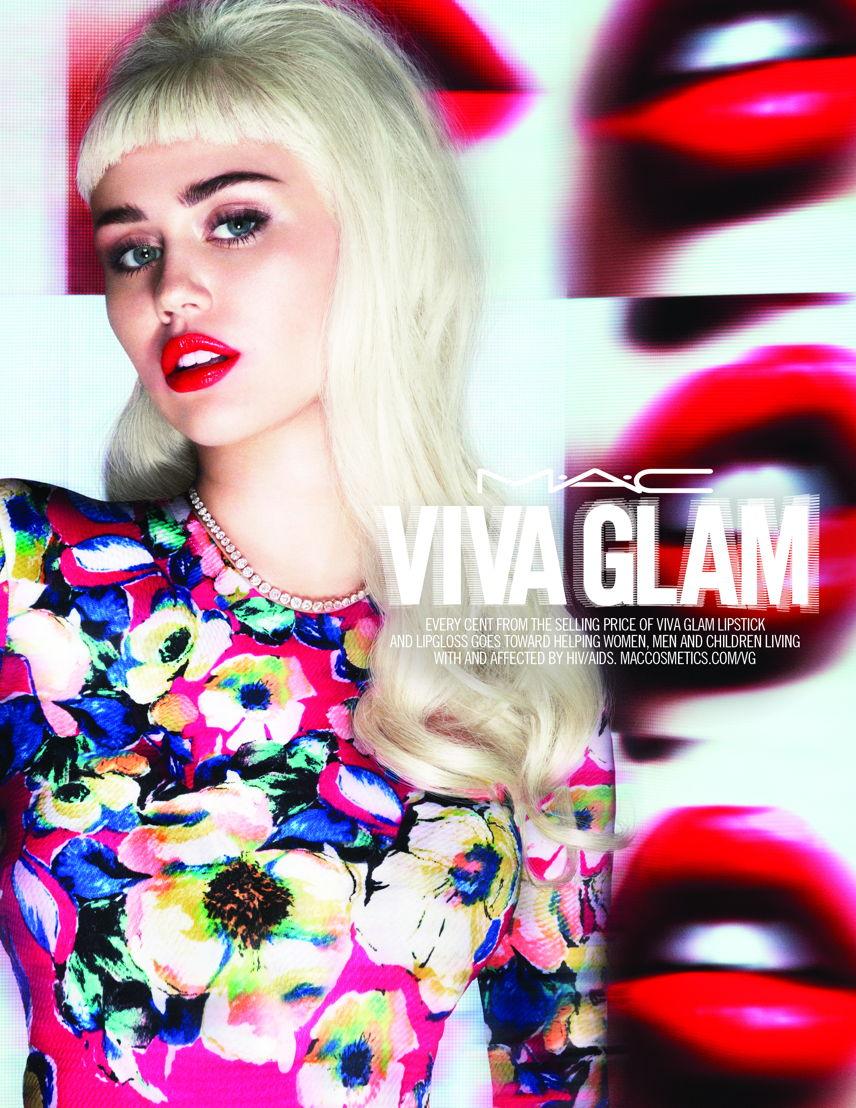 Viva Glam Miley Cyrus II