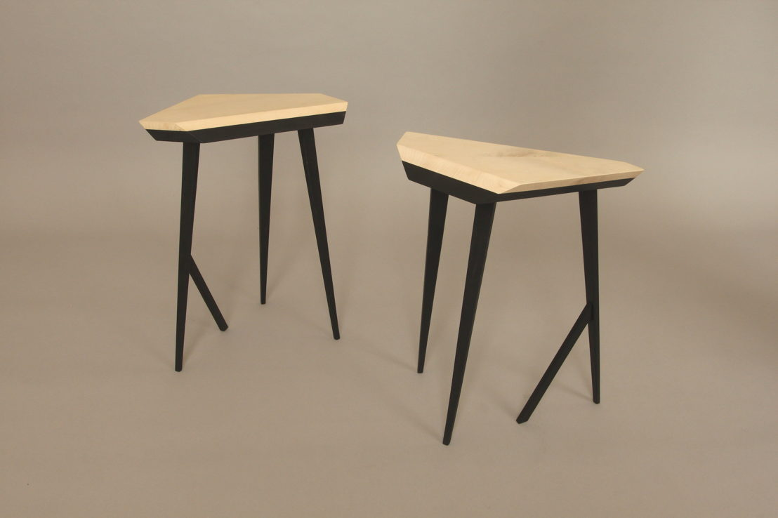 RE, small table. Design: MdSt. Photo: MdSt.