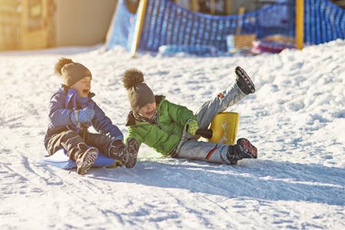 Gdzie w ferie, jeśli nie na narty?
