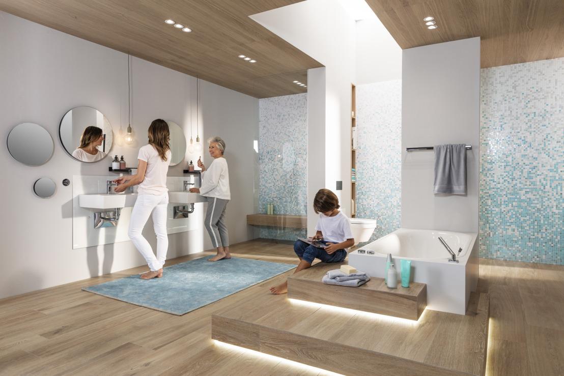 Het BIS-nummer van VIEGA: de comfortbadkamer
