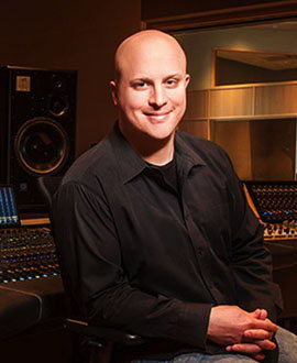 Sweetwater Studios' Senior Producer/Engineer and VP of Music Production Mark Hornsby