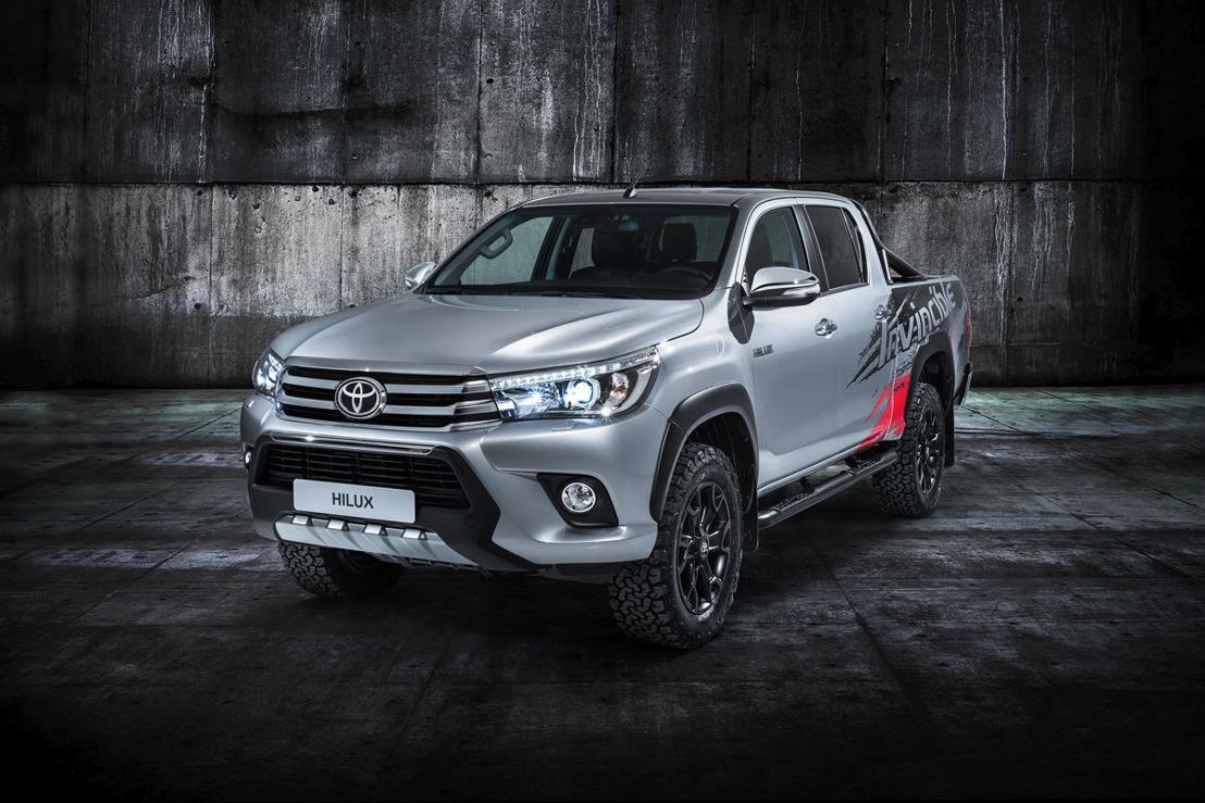 Toyota HILUX speciale serie 'Invincible 50' série spéciale