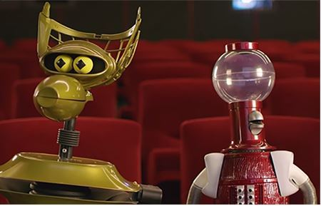 """Preview: Center for Puppetry Arts to present """"Mystery Science Theater 3000"""" puppet unveiling"""