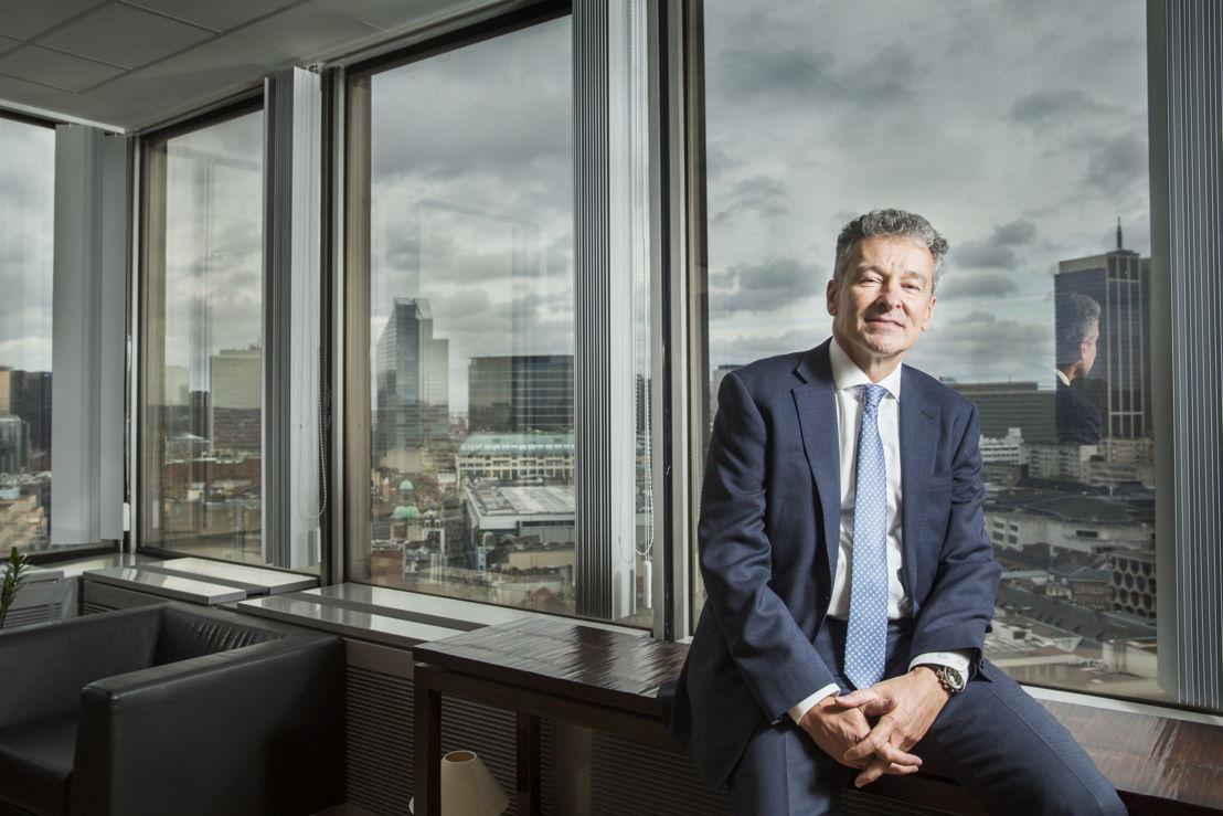 Koen Van Gerven - CEO bpost