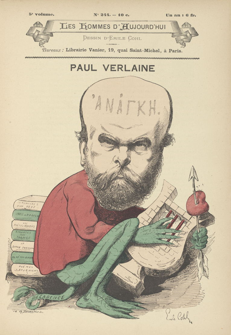 Dossier Rimbaud Verlaine<br/>Une aventure tumultueuse entre deux poètes, faite d'admiration réciproque, de complicité littéraire, d'amour, mais aussi de conflits et de passion inassouvie. Leur relation les a poussés jusqu'aux limites de leur production poétique, mais trouvera un épilogue tragique à Bruxelles. Verlaine tira deux balles sur Rimbaud, qui sera blessé au poignet. L'affaire prendra un caractère judiciaire. Une des plus belles rencontres de la poésie française a ainsi pris fin dans des constats de police.