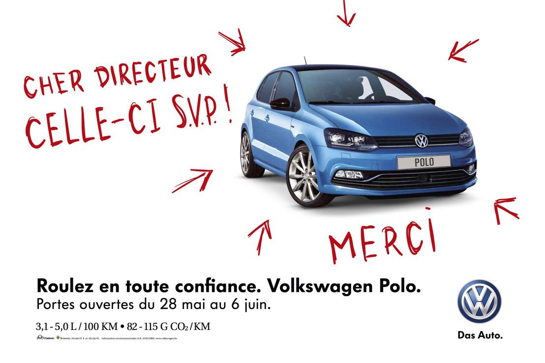 Volkswagen Polo et DDB raniment le sentiment de confiance