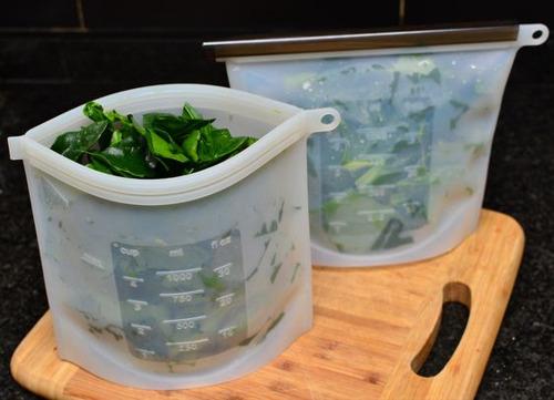 Objetos eco-friendly en Pinterest para tener una cocina más verde